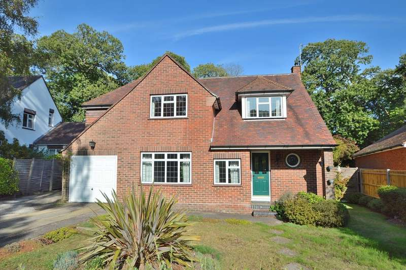 4 Bedrooms Detached House for sale in Randall Road, Hiltingbury
