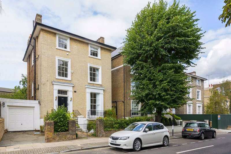 5 Bedrooms House for rent in Clifton Hill, London, NW8