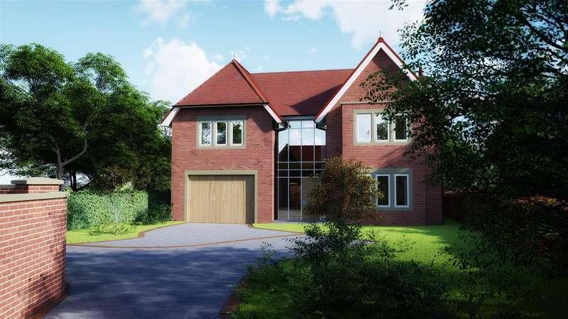 5 Bedrooms Detached House for sale in Plot 4, East End, Walkington, Beverley, HU17 8RX