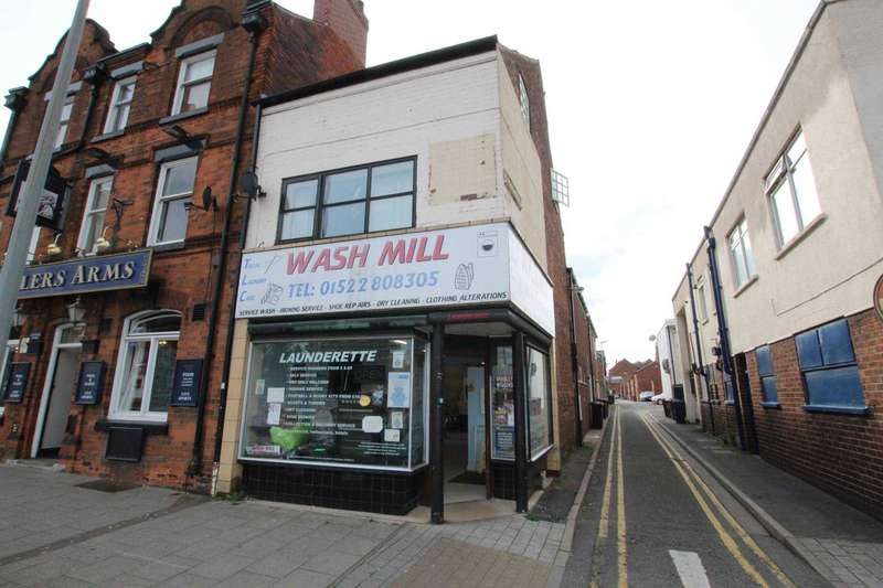 Commercial Property for sale in WASH `N` GO LAUNDRETTE - High Street, Lincoln