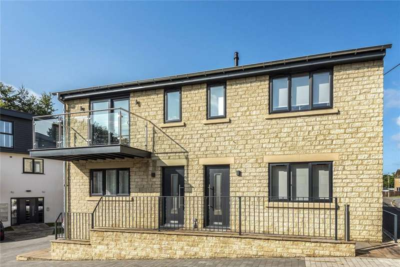 2 Bedrooms Flat for rent in Admiral Court, Dark Lane, Witney, OX28