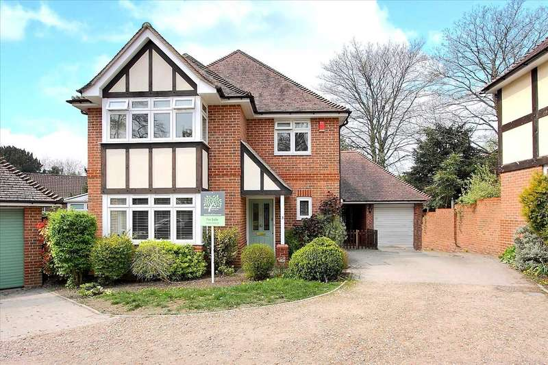 5 Bedrooms Detached House for sale in Tyrells Croft, Andover