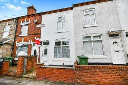 3 Bedrooms Terraced House for sale in Farringdon Street, Walsall, West Midlands