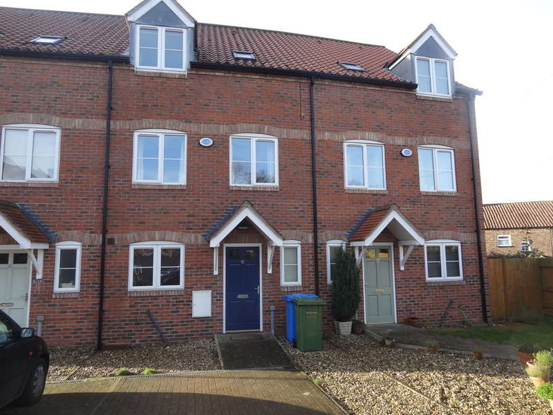 4 Bedrooms Terraced House for rent in 16 Wood Crescent, Driffield