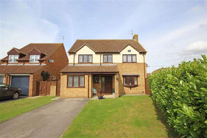 4 Bedrooms Detached House for sale in Wagtail Drive, Northway, Tewkesbury, Gloucestershire