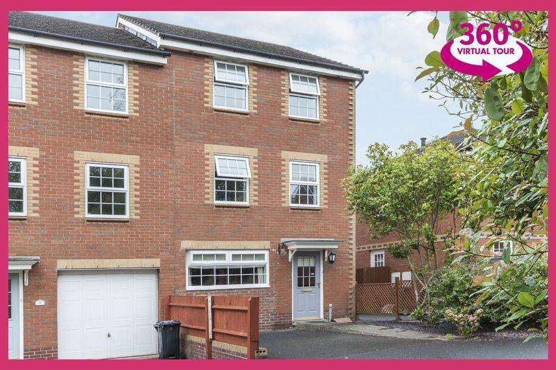 4 Bedrooms End Of Terrace House for sale in Chirk Close, Newport - REF# 00004403 - View 360 Tour at