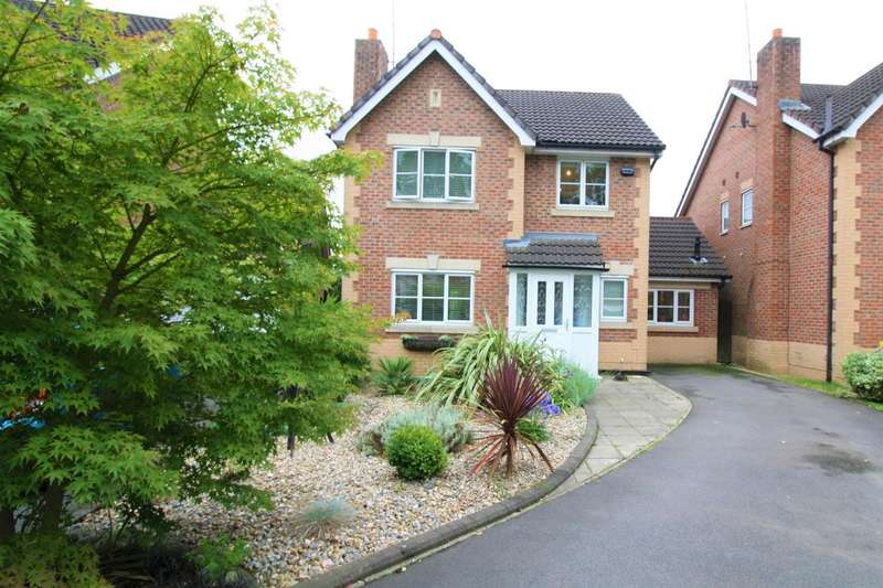 4 Bedrooms Detached House for sale in Degas Close, Salford