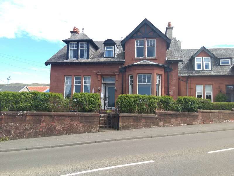 7 Bedrooms Detached House for sale in Irvine Road, Largs, KA30