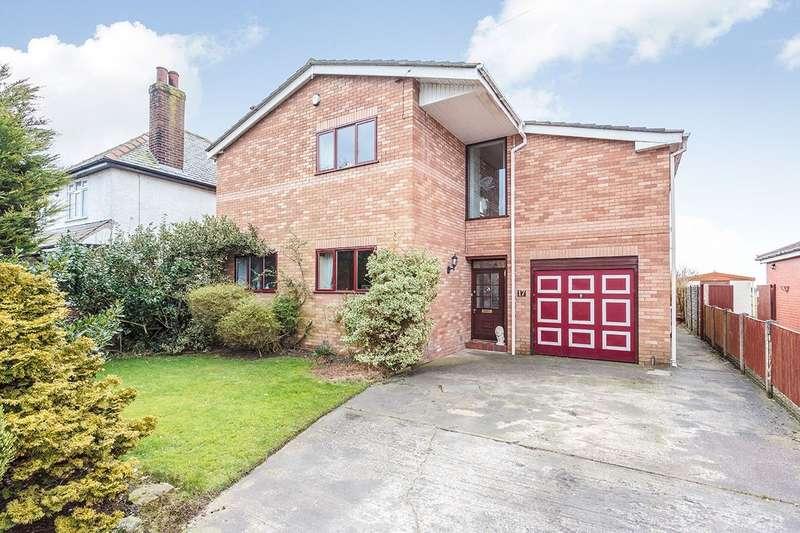 5 Bedrooms Detached House for sale in Beach Road, Preesall, Poulton-Le-Fylde, Lancashire, FY6