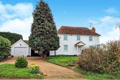5 Bedrooms Detached House for sale in Sandon, Chelmsford, Essex