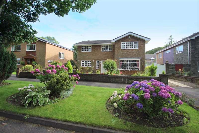 4 Bedrooms Detached House for sale in Woodlands, Preston Village, Tyne And Wear, NE29