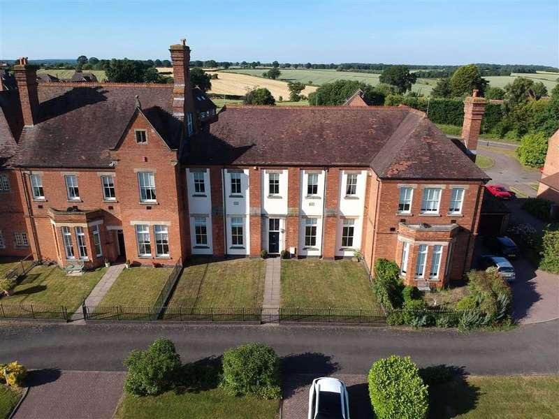 5 Bedrooms Town House for sale in Dorsington Close, Hatton Park, Wawick, CV35