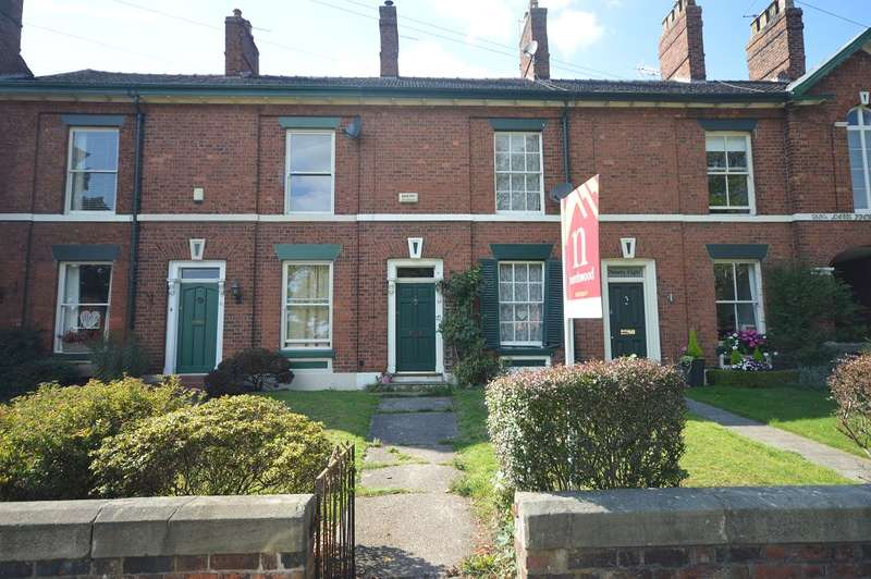 3 Bedrooms Terraced House for sale in Congleton Road, Sandbach, CW11 1HQ