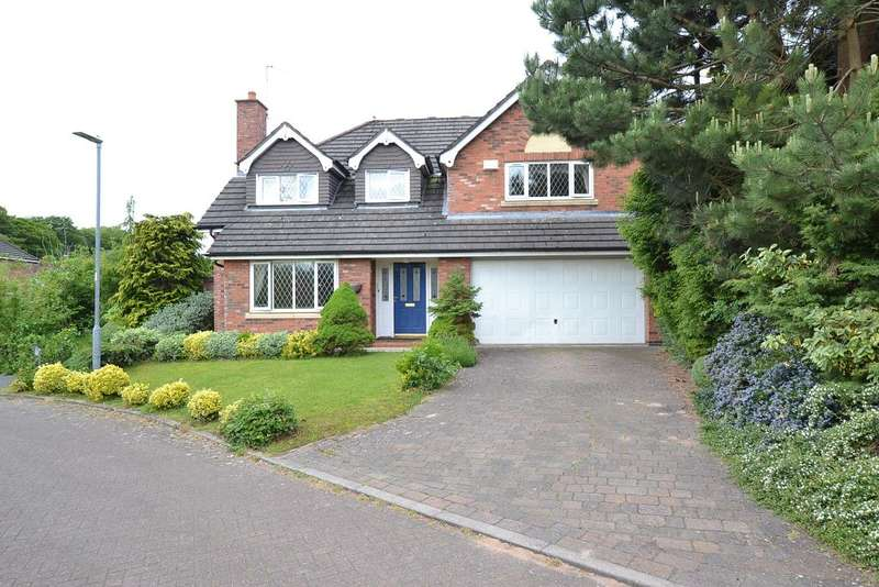 5 Bedrooms Detached House for sale in Castletown Close, Tytherington, Macclesfield, SK10 2QL