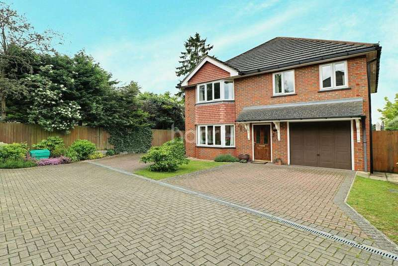 5 Bedrooms Detached House for sale in Private Road Stopsley Catchment