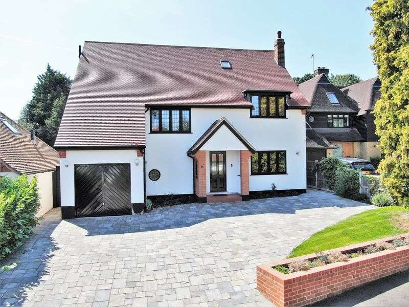 5 Bedrooms Property for sale in Cliveden Close, Brentwood