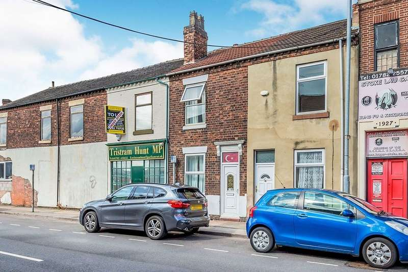 2 Bedrooms Terraced House for sale in Lonsdale Street, Stoke-On-Trent, ST4