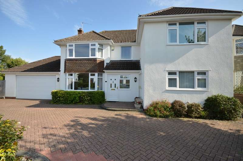 4 Bedrooms Detached House for sale in Boyd Road, Saltford, BS31