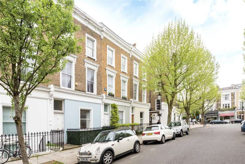 3 Bedrooms Maisonette Flat for sale in Sharpleshall Street, Primrose Hill, London, NW1