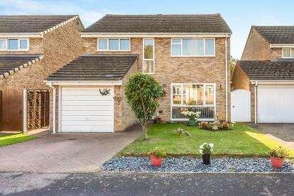 4 Bedrooms Detached House for sale in Angotts Mead, Stevenage, Hertfordshire, England