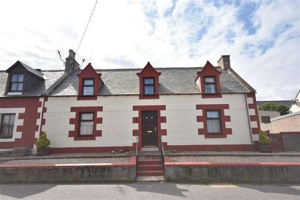 3 Bedrooms Semi Detached House for sale in Church Street, Portknockie, Portknockie