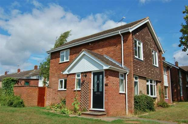 3 Bedrooms Semi Detached House for rent in School Lane, Stretton on Dunsmore, Rugby, Warwickshire