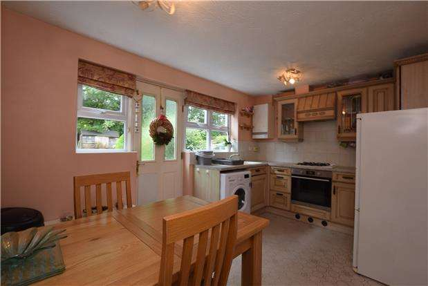 2 Bedrooms Terraced House for rent in Colliers Break, Emersons Green, BRISTOL, BS16