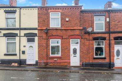 2 Bedrooms Terraced House for sale in Boundary Road, St Helens, Merseyside, Uk, WA10