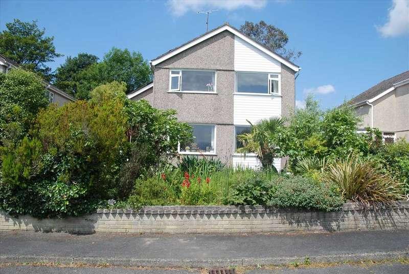 4 Bedrooms Detached House for sale in Bryn Awelon, Llandegfan, Menai Bridge