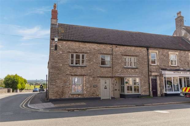 5 Bedrooms End Of Terrace House for sale in High Street, Wickwar, Wotton-under-Edge, Gloucestershire