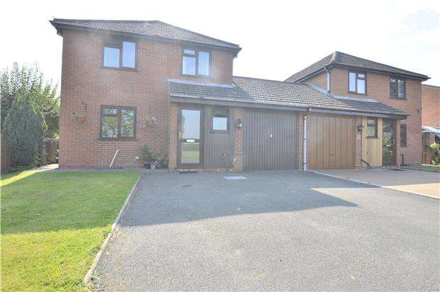 4 Bedrooms Link Detached House for sale in 25 Cheltenham Road, Beckford, TEWKESBURY, Gloucestershire, GL20 7AW