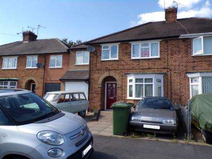 4 Bedrooms Semi Detached House for sale in Westleigh Road, Glen Parva, Leicester, Leicestershire