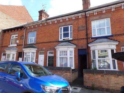 2 Bedrooms Terraced House for sale in Healey Street, Wigston, Leicestershire