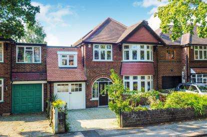 5 Bedrooms Detached House for sale in Harrow Road, Wollaton, Nottingham, Nottinghamshire