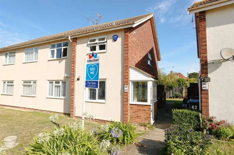 2 Bedrooms Maisonette Flat for rent in Birchington