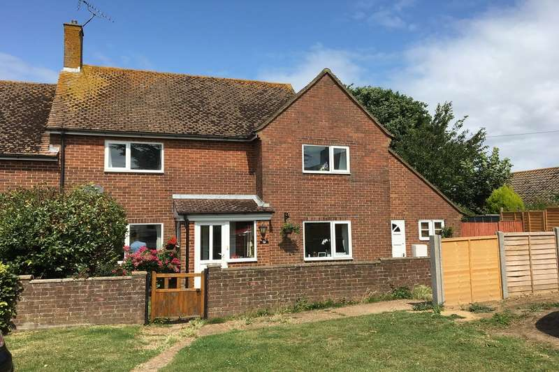 3 Bedrooms Semi Detached House for sale in High Fords, Icklesham, Winchelsea, East Sussex, TN36