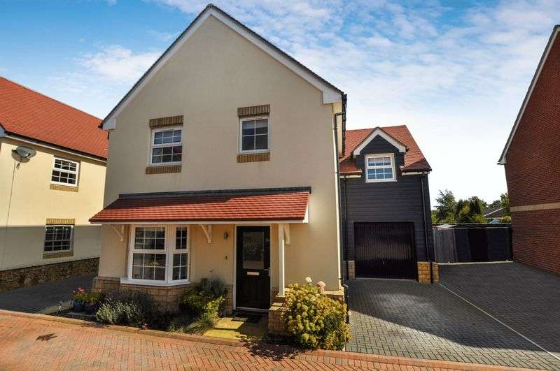 4 Bedrooms Property for sale in Yew Tree Close, Launton, Bicester