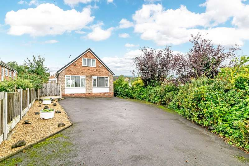 3 Bedrooms Detached Bungalow for sale in Grasmere Road, Frodsham, WA6
