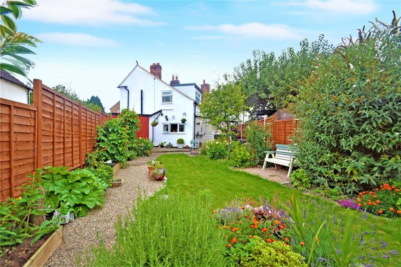 2 Bedrooms Detached House for sale in Sunnyside Cottage, 13 Hockley Road, Broseley, Shropshire, TF12