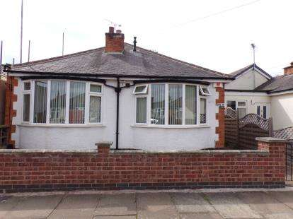 2 Bedrooms Bungalow for sale in Melton Avenue, Rushey Mead, Leicester, Leicestershire
