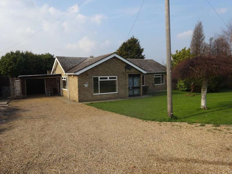 3 Bedrooms Bungalow for sale in North Brink, Wisbech, PE13 4UN