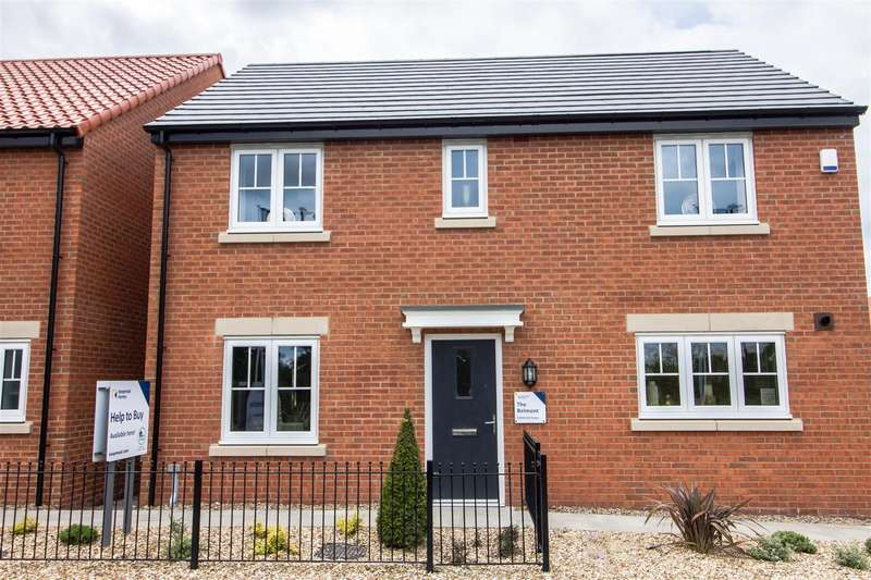 4 Bedrooms Detached House for sale in Langton Road, Norton, Malton, YO17 9PU