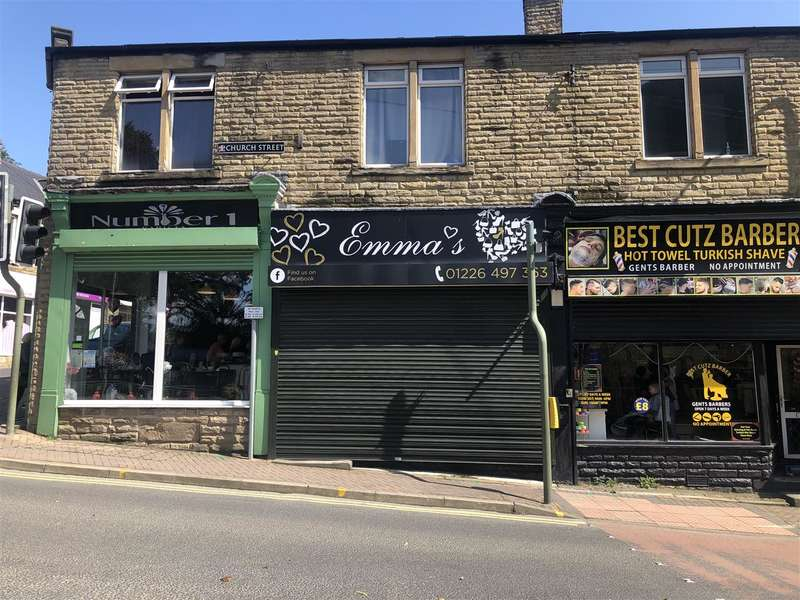 Commercial Property for rent in Church Street, Barnsley