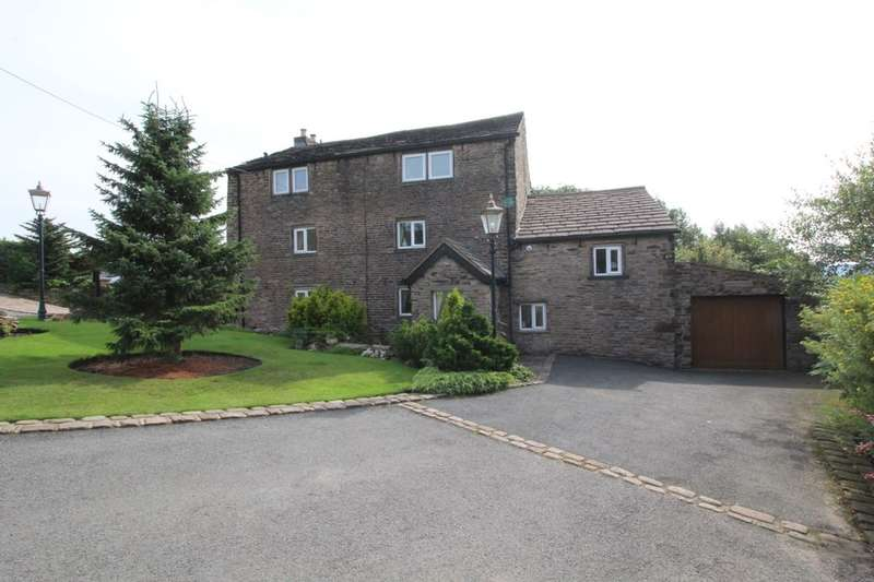 5 Bedrooms Detached House for sale in Harrop Edge Road, Mottram, Hyde, SK14