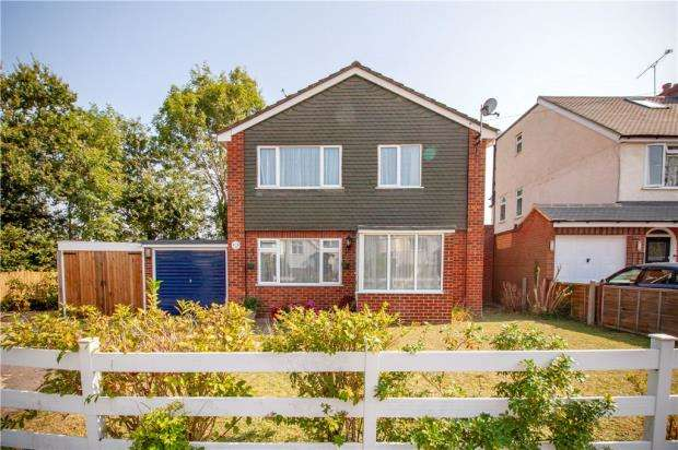 3 Bedrooms Detached House for sale in Pond Head Lane, Earley, Reading