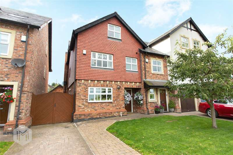 5 Bedrooms Terraced House for sale in Manchester Road, Rixton, Warrington, Cheshire, WA3