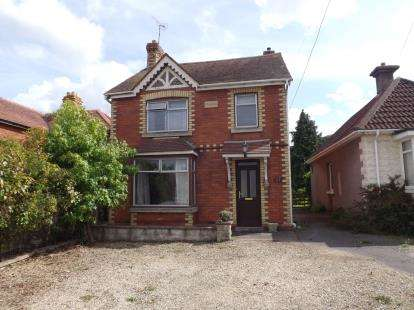 3 Bedrooms Detached House for sale in Woodfield Road, Dursley, Gloucestershire, N/A
