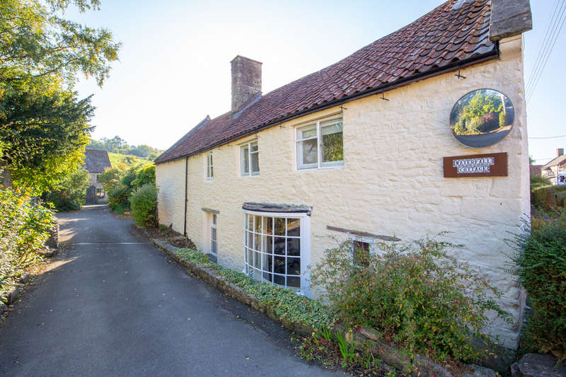 5 Bedrooms Cottage House for sale in Croscombe, Nr Wells