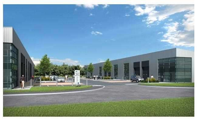 Commercial Property for sale in Business Unit 21, Penrhos Business Park, Holyhead