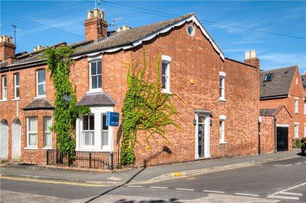 4 Bedrooms End Of Terrace House for sale in Wood Street, Leamington Town Centre, Leamington Spa